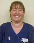 Rebecca Lewis, nurse at Claremont Veterinary Group
